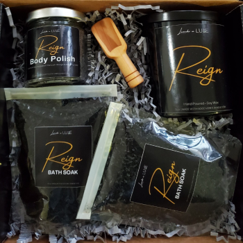 Lavender in Luxe Reign LUXE Curated Box