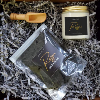 Lavender in Luxe Reign Mini Curated Box